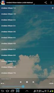 Umdatul Ahkam MP3 Offline - náhled