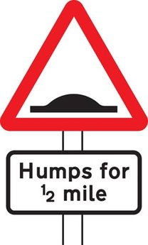 hump sign