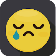 😭 Sad Stickers for WhatsApp ( WAStickerApps ) 😭