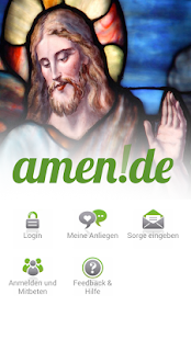 amen.de- screenshot thumbnail