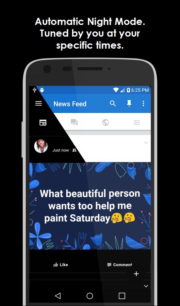 Simple Pro for Facebook & more Screenshot 1