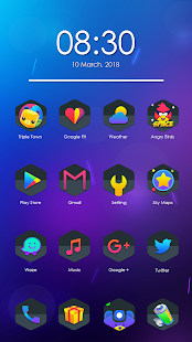 Xavy - Icon Pack Screenshot