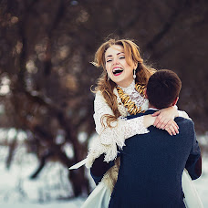 Wedding photographer Svetlana Stukaneva (swmed). Photo of 21.02.2015