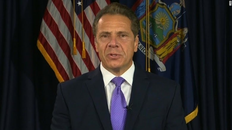 Governor Cuomo: morally wrong and politically stupid