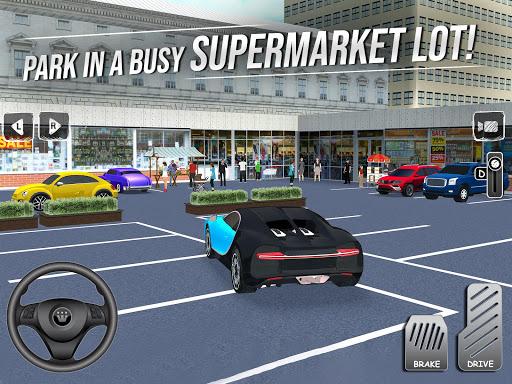 Parking Professor: Car Driving School Simulator 3D 1.1 screenshots 21