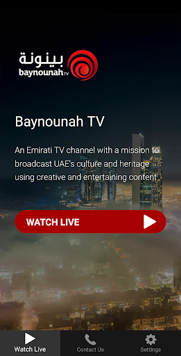 Baynounah Tv Download Apk Free For Android Apktume Com