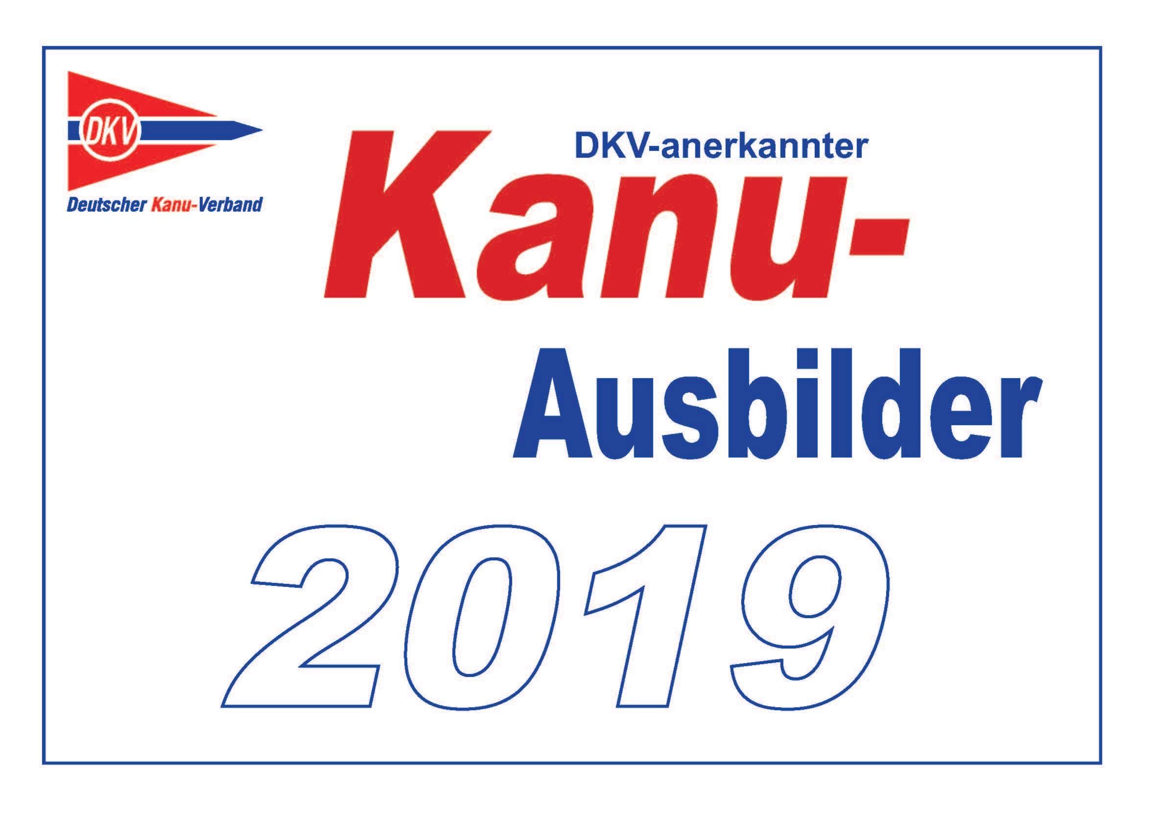 Der Kanu-Club Bietigheim ist DKV Kanu Ausbilder