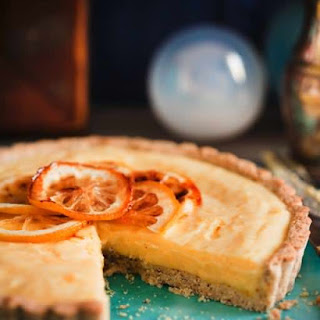 Lemon Tart With Almond Meal Recipes