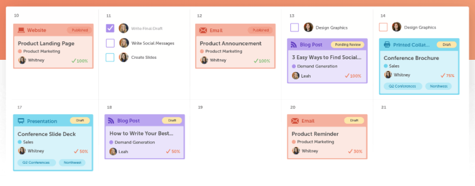tracking and organizational tool