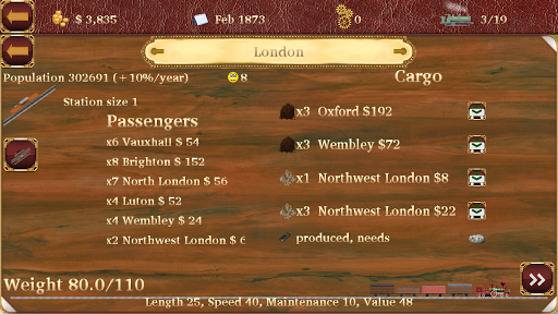 Railroad Manager 3 apkpoly screenshots 5