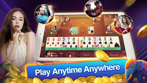 Rummy Plus - Teen Patti Callbreak Indian Card Game apkmr screenshots 2