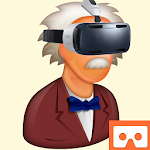 VR Education & learning 360 Icon