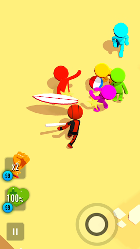 Stickman 3D - Street Gangster 0.2.0 screenshots 4