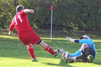 Photo: 19/1/14 v Burton FC (Charnwood Sunday League Cup Round 1) 5-1 - contributed by Rob Campion