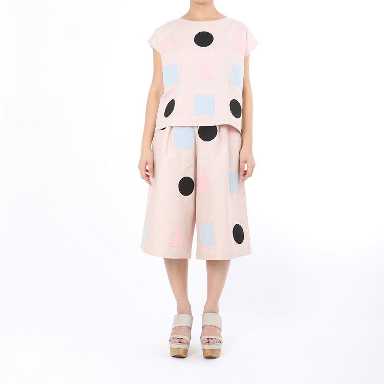 Ryo Culottes Khaki by STH Creative S/B
