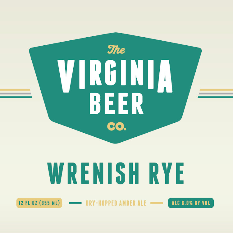 Logo of Virginia Beer Co. Wrenish Rye