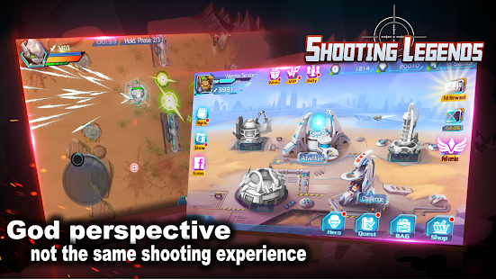 Shooting Survival Screenshot