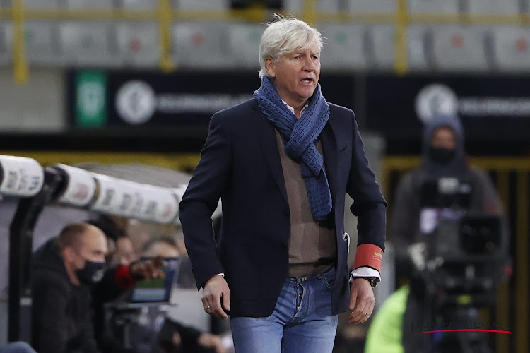 """Mars Brys, après la défaite de Louvain: """"Ce n'est pas une honte de perdre à Bruges"""""""
