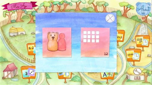 玩教育App|与小熊和洋葱一起学习: 寻找伙伴免費|APP試玩