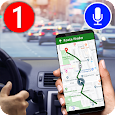 GPS Navigation Route Finder – Map & Speedometer apk