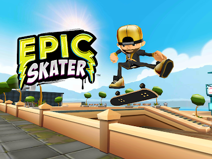 Epic Skater Screenshot