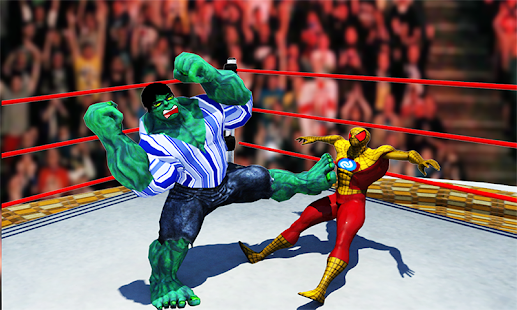 [Download Grand Superheroes Ring Battle for PC] Screenshot 7