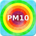 Air Quality Meter - PM10 & AQI icon