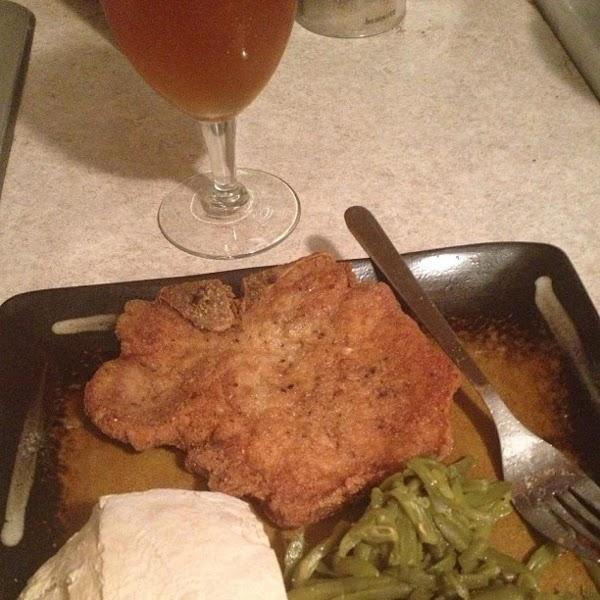 Simple Fried Pork Chops Recipe