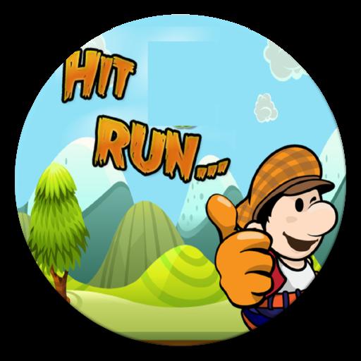 Hit Run - Casual Run Game 冒險 App LOGO-APP開箱王