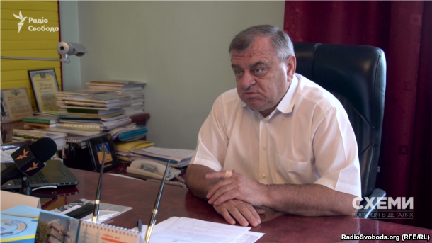 Перший заступник голови Хмельницької ОДА Володимир Кальниченко зайняв вичікувальну позицію