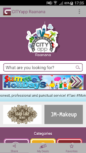CITYapp Raanana- screenshot thumbnail