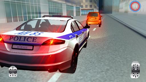 911 Police Driver Car Chase 3D  screenshots 2