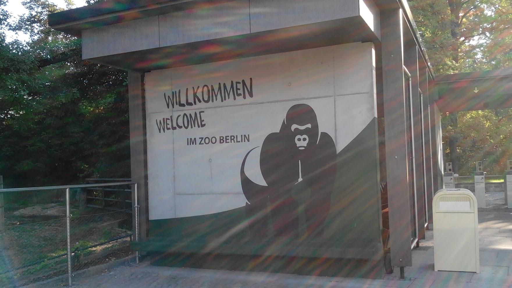 Добро пожаловать в зоопарк
