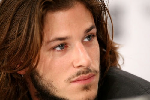 "Photo: TORONTO, ON - SEPTEMBER 13:  Actor Gaspard Ulliel speaks onstage at the ""The Vintner's Luck"" press conference held at the Four Seasons Hotel on September 13, 2009 in Toronto, Canada.  (Photo by Alberto E. Rodriguez/Getty Images) *** Local Caption *** Gaspard Ulliel"