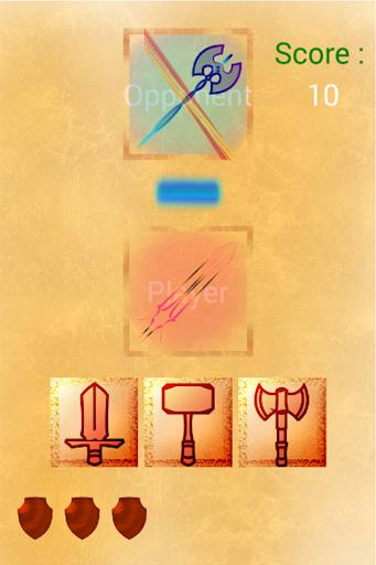 Tri-Weapon