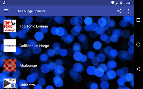 THE LOUNGE CHANNEL MOD APK LIVE RADIOS CHILL OUT,DOWNLOAD FREE 2020 5
