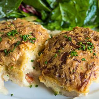 Cheddar Bay Biscuit Chicken Casserole