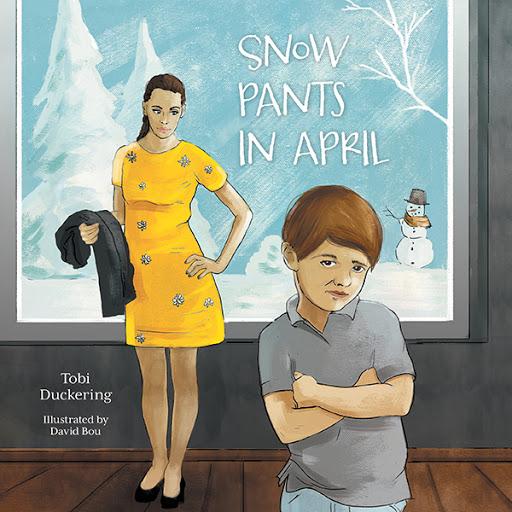 Snow Pants In April