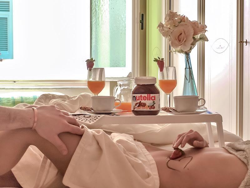 Colazione a letto di Francesca Maifredi ©