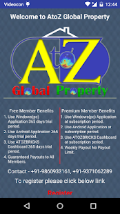A to Z Global Property- screenshot thumbnail