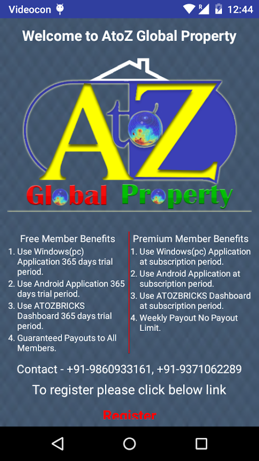 A to Z Global Property- screenshot