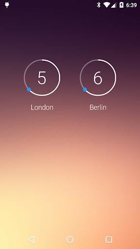 onca Clock Widget screenshots 3