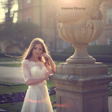 Wedding photographer Viktoriya Istomina (Viktoriya). Photo of 05.11.2014