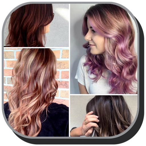 Hair Color App Free