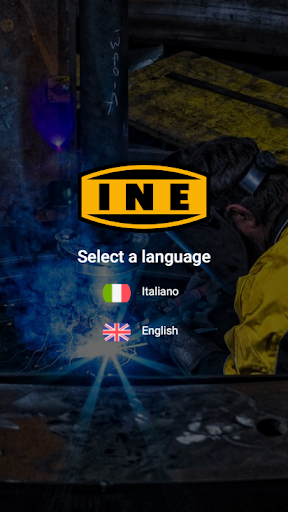 INE SpA - Welding Products by Kreativa Srl (Google Play, United
