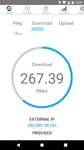 App SPEEDCHECK - Speed Test APK for Windows Phone