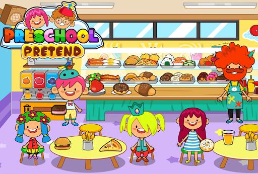 Pretend Preschool - Kids School Learning Games  screenshots EasyGameCheats.pro 5