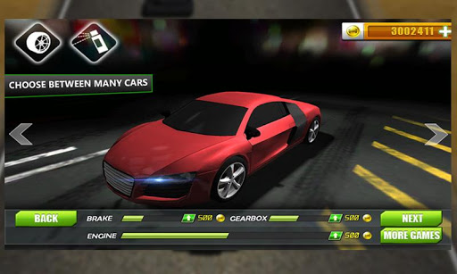 Car Fever Racing 3D
