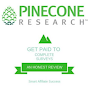 Earn Money Follow Pinecone