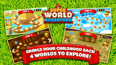 Super Adventure - Jungle World 2018 APK screenshot thumbnail 1